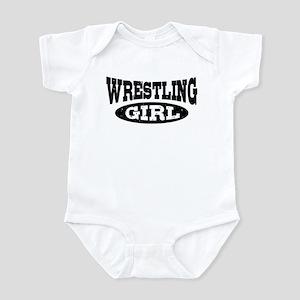 Wrestling Girl Infant Bodysuit