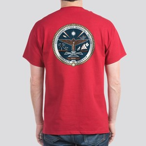 """Marshall Islands COA"" Dark T-Shirt"