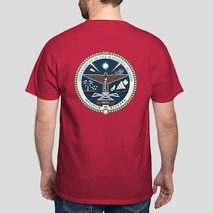 """Marshall Islands COA"" Dark T-Shirt"