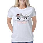 Big Butt Women's Classic T-Shirt