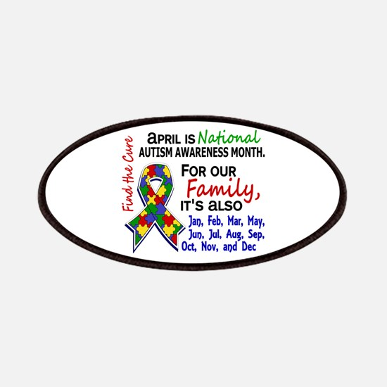Blessing 4 Autism Patches