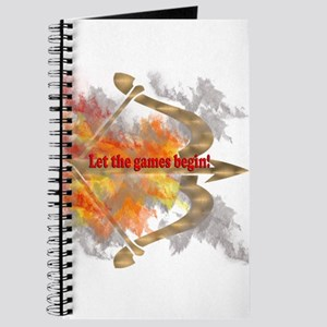 Let the Games Begin Journal