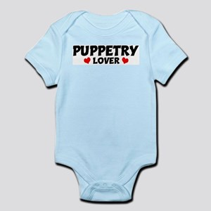 PUPPETRY Lover Infant Creeper