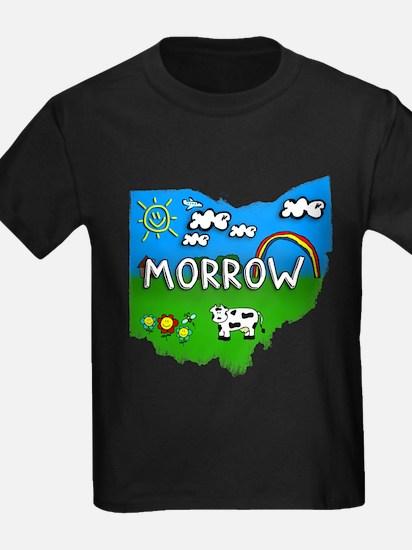 Morrow, Ohio. Kid Themed T