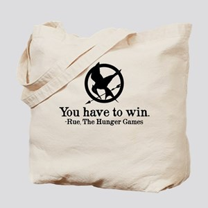 Rue - The Hunger Games Tote Bag