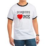 Zombies heart me Ringer T