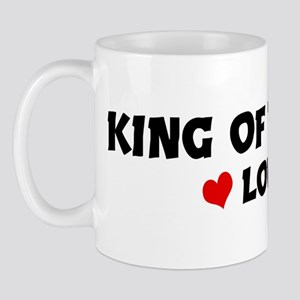 KING OF THE HILL Lover Mug