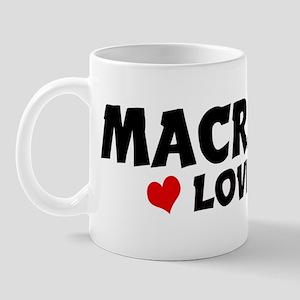 MACRAME Lover Mug