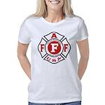 AAFF Firefighter Women's Classic T-Shirt