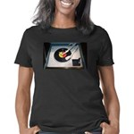 Vinyl record and vintage 1 Women's Classic T-Shirt