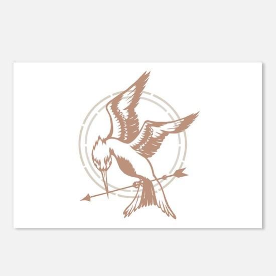 Mockingjay Art Postcards (Package of 8)