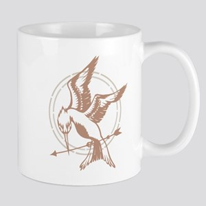 Mockingjay Art Mug