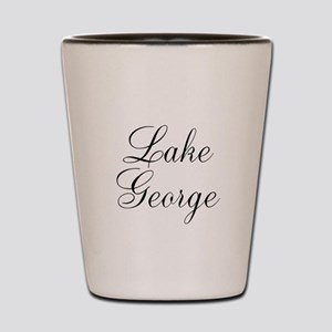 Lake George Shot Glass