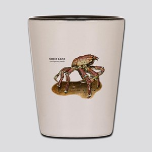 Sheep Crab Shot Glass