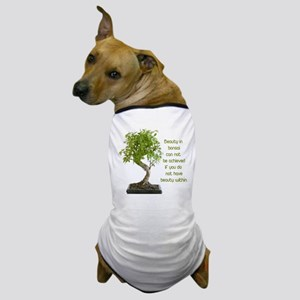 Bonsai Beauty Dog T-Shirt