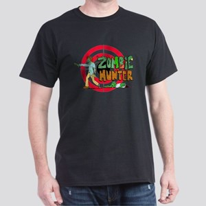 Zombie Hunter Dark T-Shirt