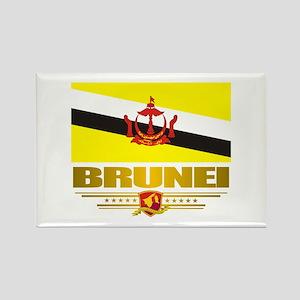 """Brunei Pride"" Rectangle Magnet"