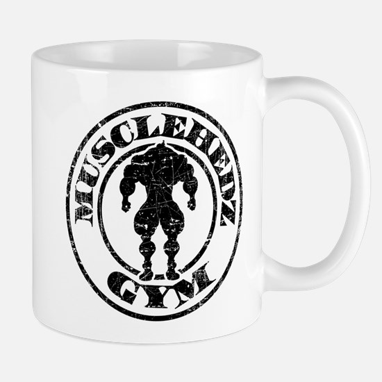 MUSCLEHEDZ GYM - Mug
