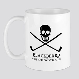 Blackbeard Golf Country Club Mug