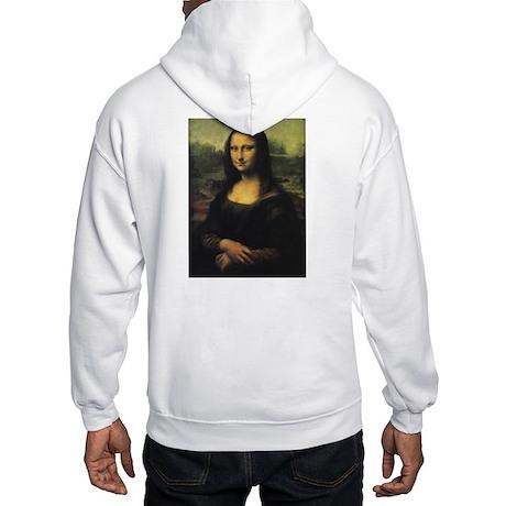 Mona Lisa Hooded Sweatshirt
