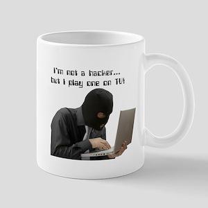 I'm not a hacker, but I play Mug