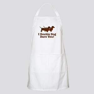 I Double dog Dare You, Dachshund BBQ Apron