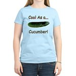 Cool Cucumber! Women's Light T-Shirt