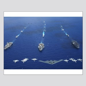 Joint Force Small Poster