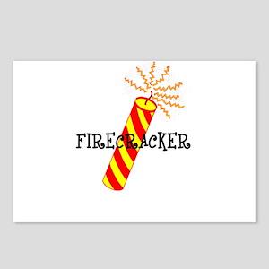 Firecracker Postcards (Package of 8)
