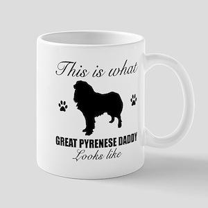Great Pyrenese daddy Mug
