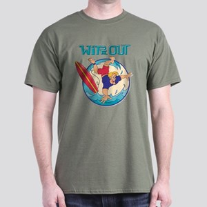 Wipe Out Dark T-Shirt