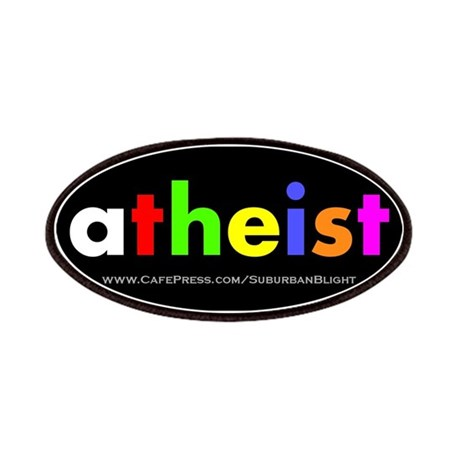 """""""Atheist"""" Patches"""