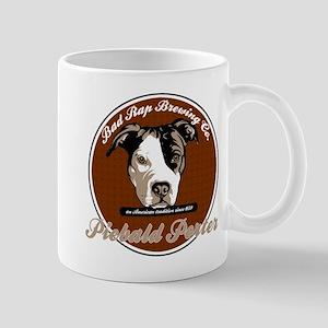 Piedbald Porter Mug