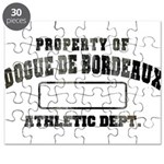 Property of Dogue de Bordeaux Puzzle