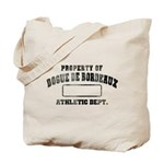 Property of Dogue de Bordeaux Tote Bag