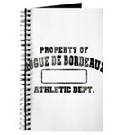 Property of Dogue de Bordeaux Journal