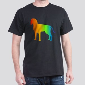 Bavarian Mountain Hound Black T-Shirt