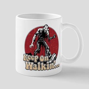 Keep On Walkin' Mug