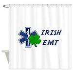 Irish EMT Shower Curtain