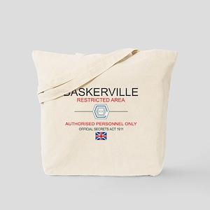 Hounds of Baskerville Tote Bag