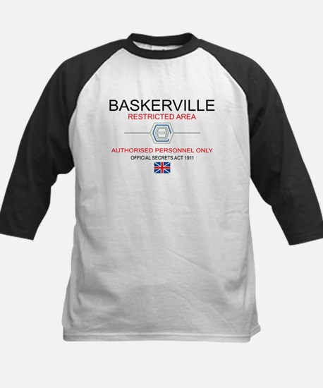 Hounds of Baskerville Kids Baseball Jersey