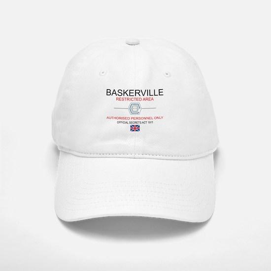 Hounds of Baskerville Baseball Baseball Cap
