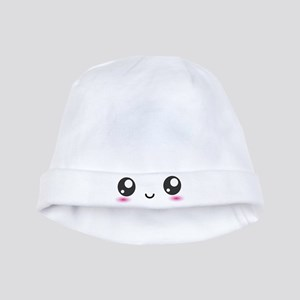 Cute Anime Girl Baby Hats - CafePress 4a41cd8ee953