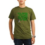 Escape the gates of hell - Organic Men's T-Shirt (