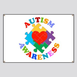 autism banners cafepress