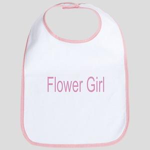 Flower Girl Gifts/Weddi Bib