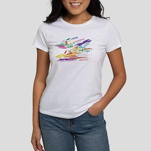 Speed Boating Women's T-Shirt