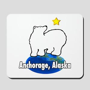 bear earth Mousepad