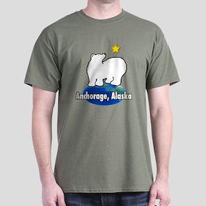 bear earth Dark T-Shirt