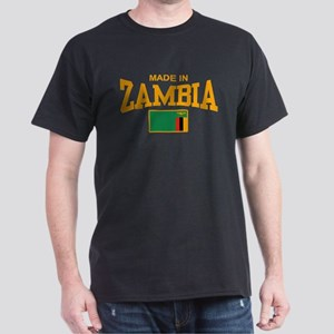 Made In Zambia Dark T-Shirt